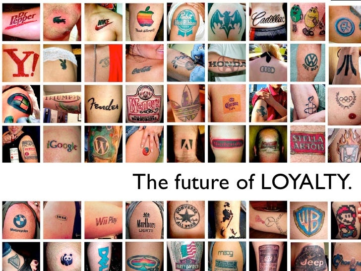 The Future of Loyalty | Alex Hunter, Brand Consultant | iStrategy Singapore 2010