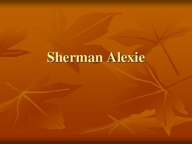 war dances sherman alexie summary