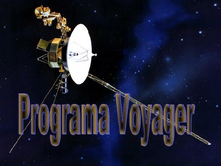 Programa Voyager