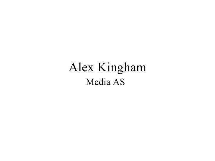 Alex Kingham Media AS