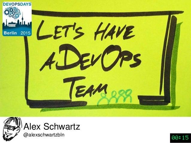 Alex Schwartz @alexschwartzbln