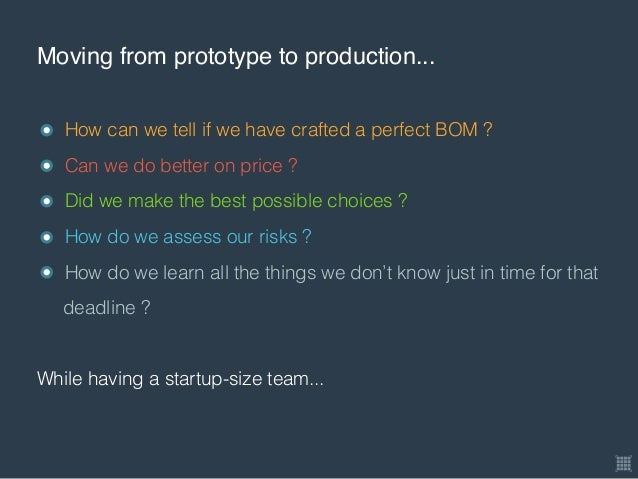 Can Data Help Us Build Better Hardware Products ?  Slide 2
