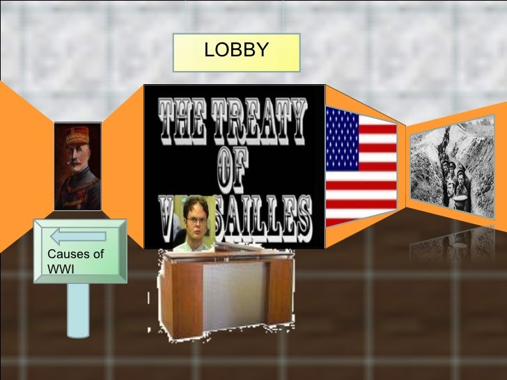 LOBBY   Causes of WWI