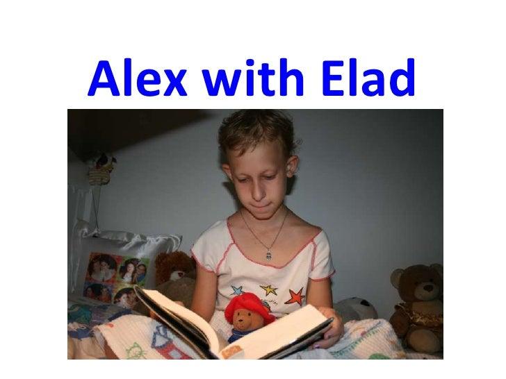 Alex with Elad<br />
