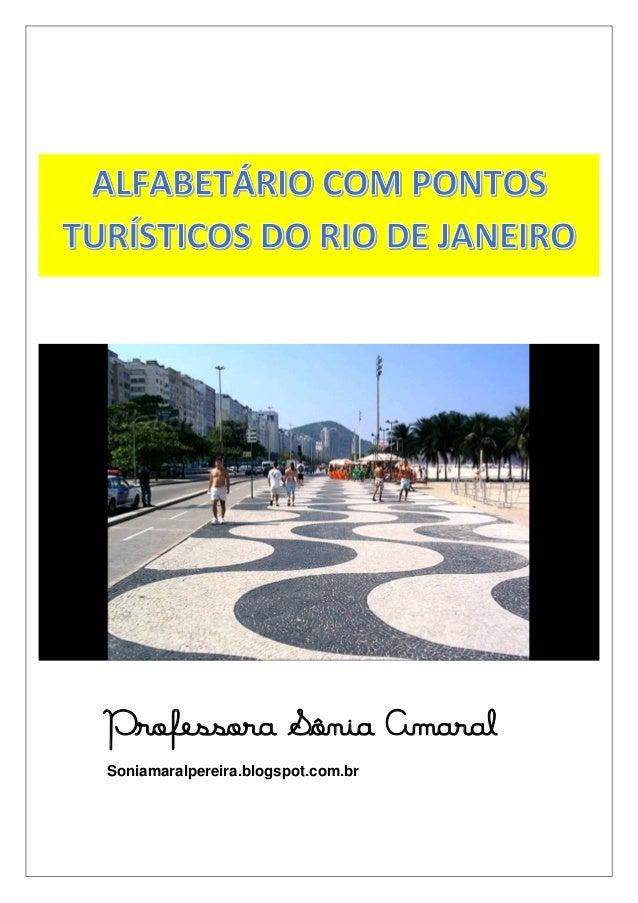 Professora Sônia Amaral Soniamaralpereira.blogspot.com.br