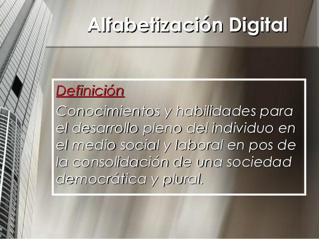Alfabetizacion digital Slide 2