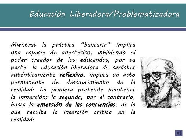 Alfabetizacion paulo freire for Educacion para poder