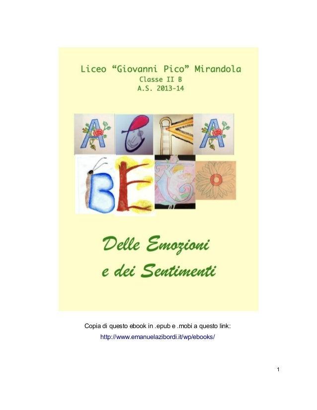Copia di questo ebook in .epub e .mobi a questo link: http://www.emanuelazibordi.it/wp/ebooks/ 1