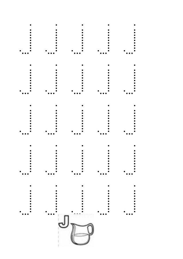 Alfabeto pontilhado minúsculas