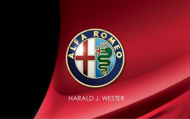 HARALD J. WESTER