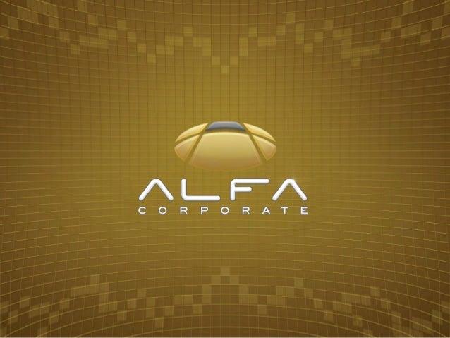 Alfa Corporate - salas e espaços Corporativos.