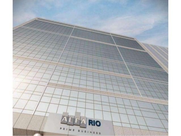 Alfa Rio Prime Business