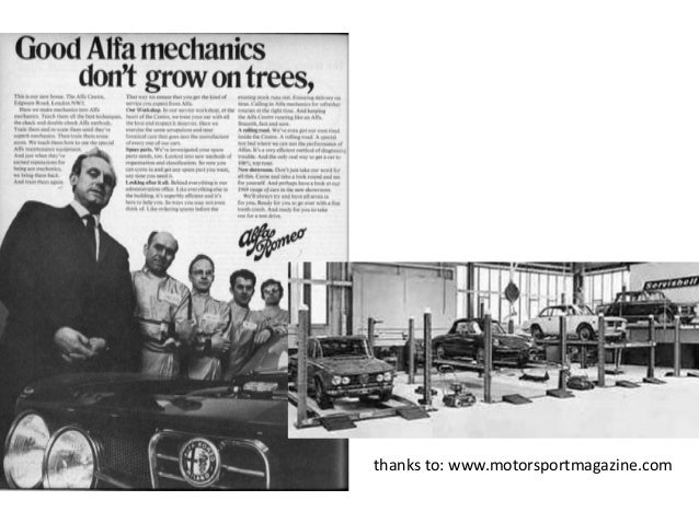Alfa Romeo specialist EB SPARES LTD