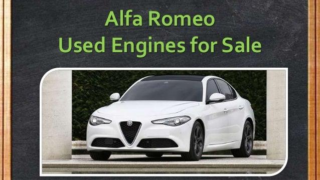 Alfa Romeo Used Engines For Sale - Alfa romeo engines for sale