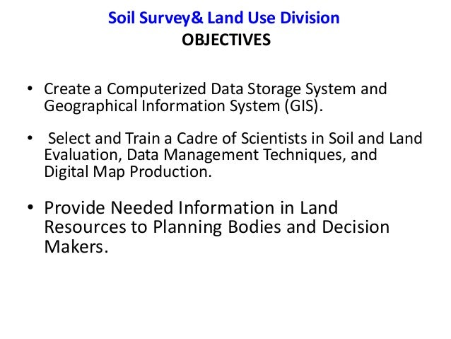 Status of soil information in jordan for 5 facts about soil