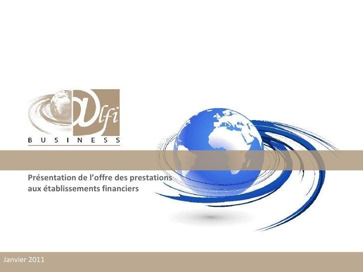Présentation ALFI@BUSINESS
