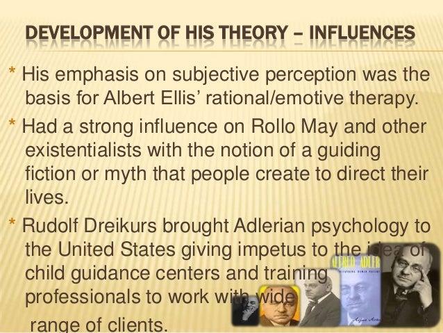 Classical Adlerian psychology