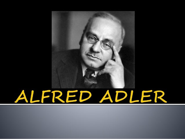 alfred adler paper Birth order: college students' perceptions oftheir ordinal position compared to alfred adler's categories by stacey armitage a research paper submitted in partial fulfillment ofthe.