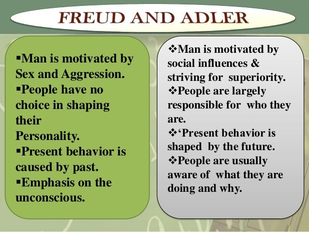 Classical Adlerian psychology