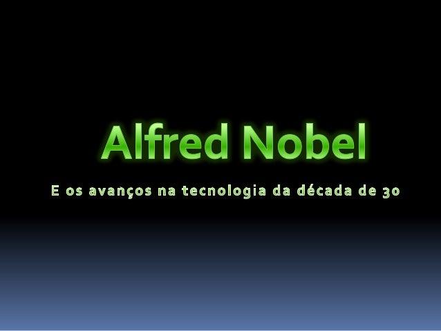 Estatua de Nobel em EstocolmoAlfred Nobel – Inventorda dinamite