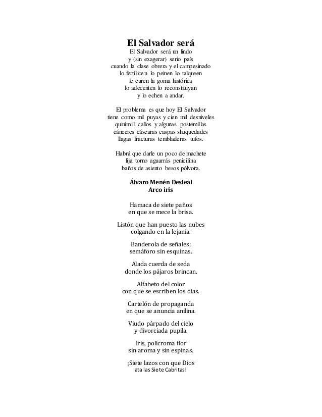 Alfredo Espino 3 Poemas Y Mas