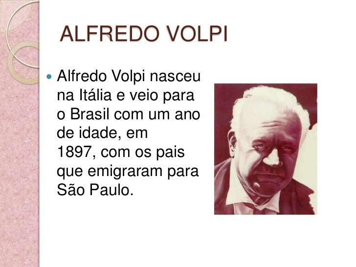 ALFREDO VOLPI<br />Alfredo Volpi nasceu na Itália e veio para o Brasil com um ano de idade, em 1897, com os pais que emigr...