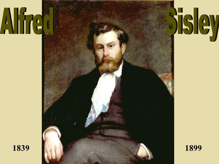 Alfred  Sisley 1839 1899