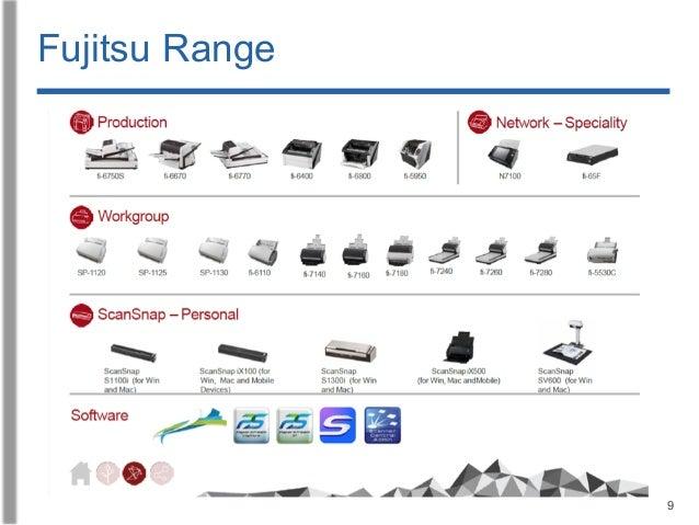 9 Fujitsu Range