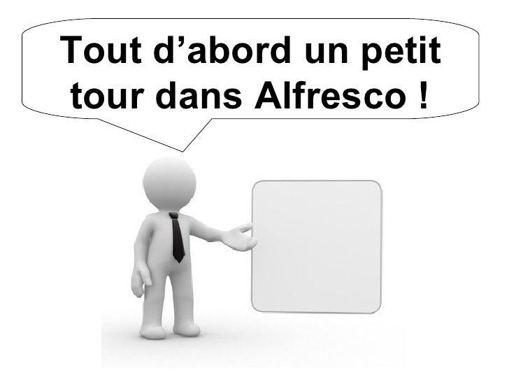 Alfresco - Présentation Alfresco 3 Enterprise Slide 3