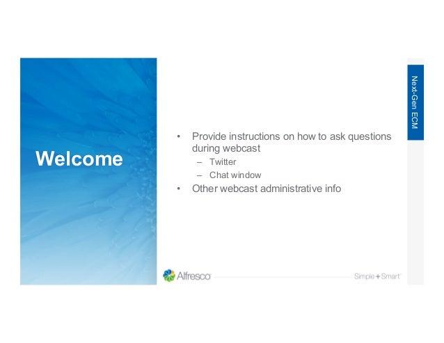 Four Trends of Next Generation ECM Slide 3