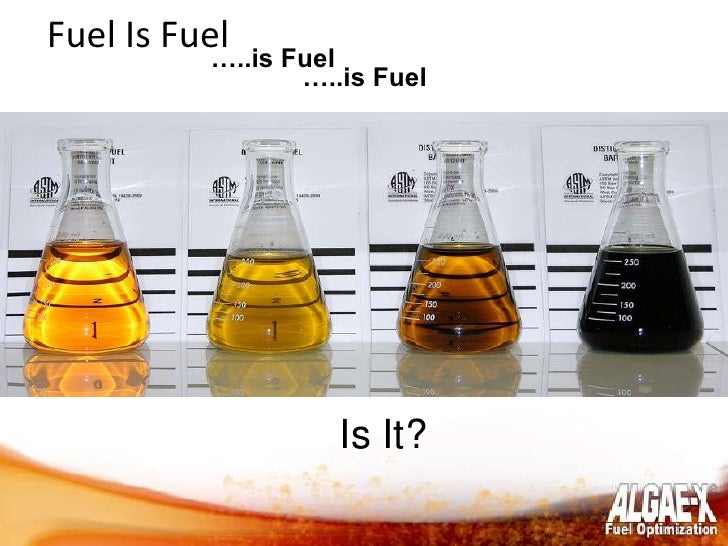 Algae X Fuel Optimization Maintenance on Diesel Fuel Additives For Algae