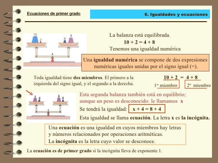 Lenguaje simb lico y ecuaciones for Ecuaciones de cuarto grado