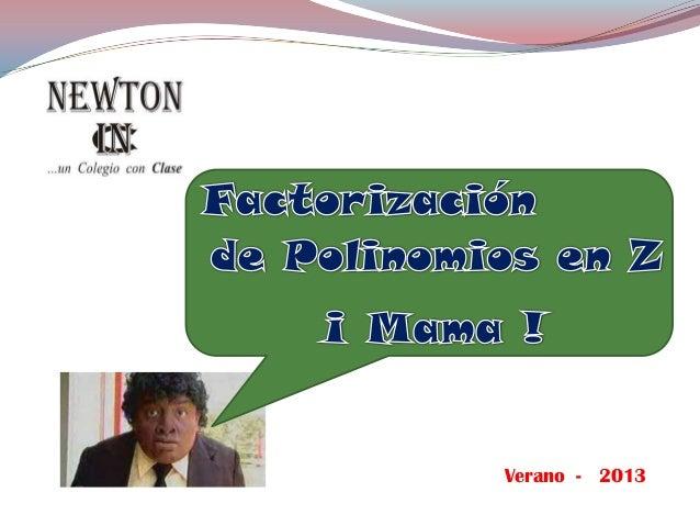 Algebra Slide 2