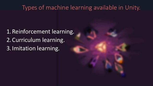machine learning using unity ml-agents