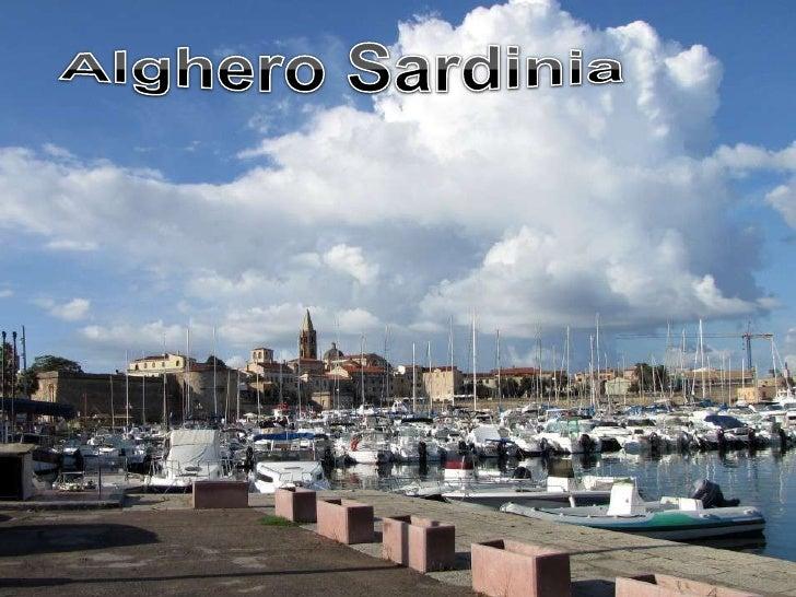 Alghero Sardinia <br />