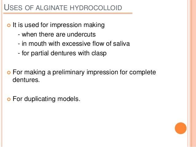 LAMINATE TECHNIQUE  It is the combined agar-alginate technique.  In this technique - Tray material chilled alginate - sy...