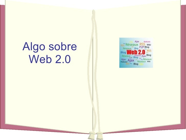Algo sobre Web 2.0