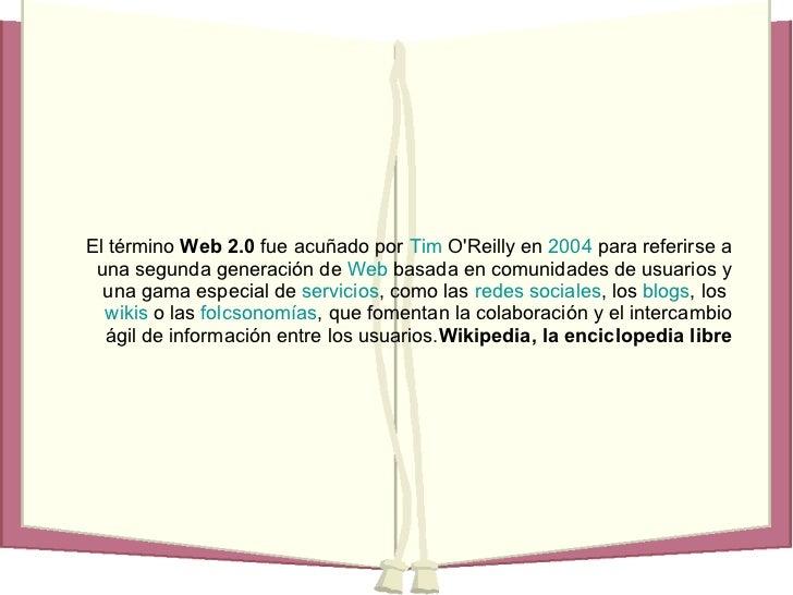 Algo Sobre Web 2 Slide 2