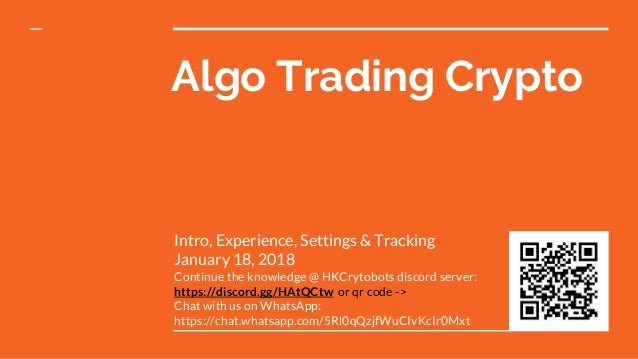 Algorithmic Trading Of Cryptocurrency Based On Twitter