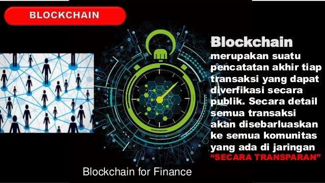 CRYPTOCURRENCY Dengan TEKNOLOGI BLOCKCHAIN CRYPTOCURRENCY ADALAH MATA UANG DIGITAL TANPA BANK SENTRAL