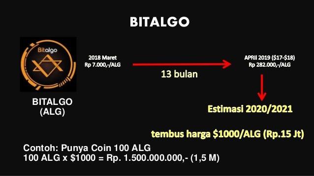 PLAN PASIF PAKET INVESTASI PERSENTASE BAGI HASIL TOTAL (ASUMSI $1 =RP.15.000) $100 300% $ 300 = Rp. 4.500.000 $200 300% $ ...