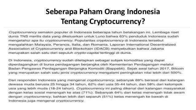 Blockchain for Finance Blockchain merupakan suatu pencatatan akhir tiap transaksi yang dapat diverfikasi secara publik. Se...