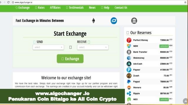 www.algocharge .com PPOB LINK 100 BANK LOKAL