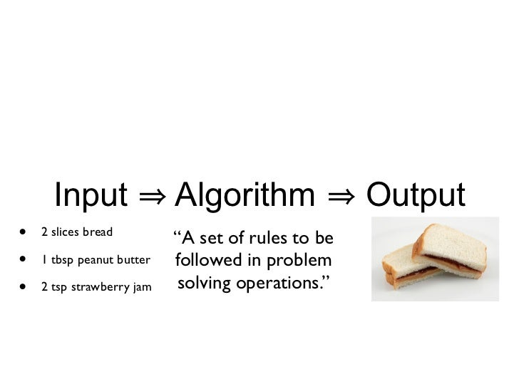 Algorithms are recipes 8 input algorithm forumfinder Image collections