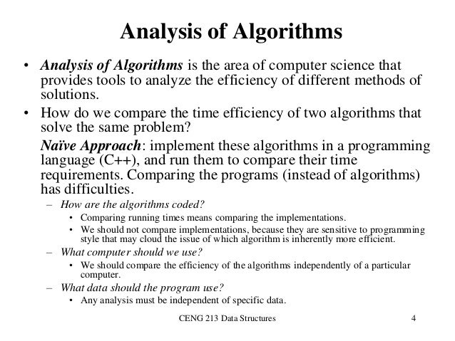 computer science data structures and algorithms pdf