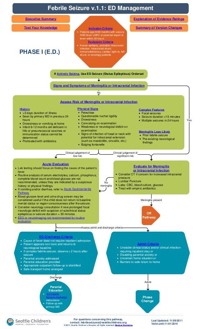Pediatric Febrile Seizures: Treatment, Diet and Home Remedies