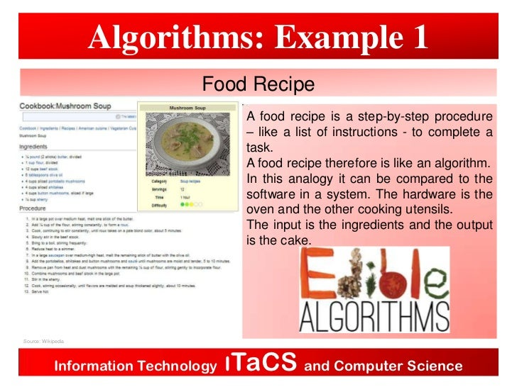 Algorithm itabq algorithms example 1 food recipe forumfinder Choice Image