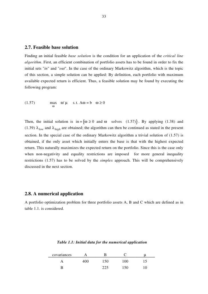 Algorithms for generalized mean variance problems