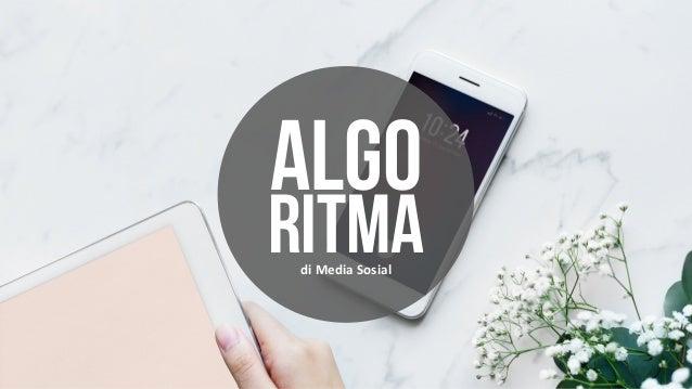 ALGO diMediaSosial RITMA