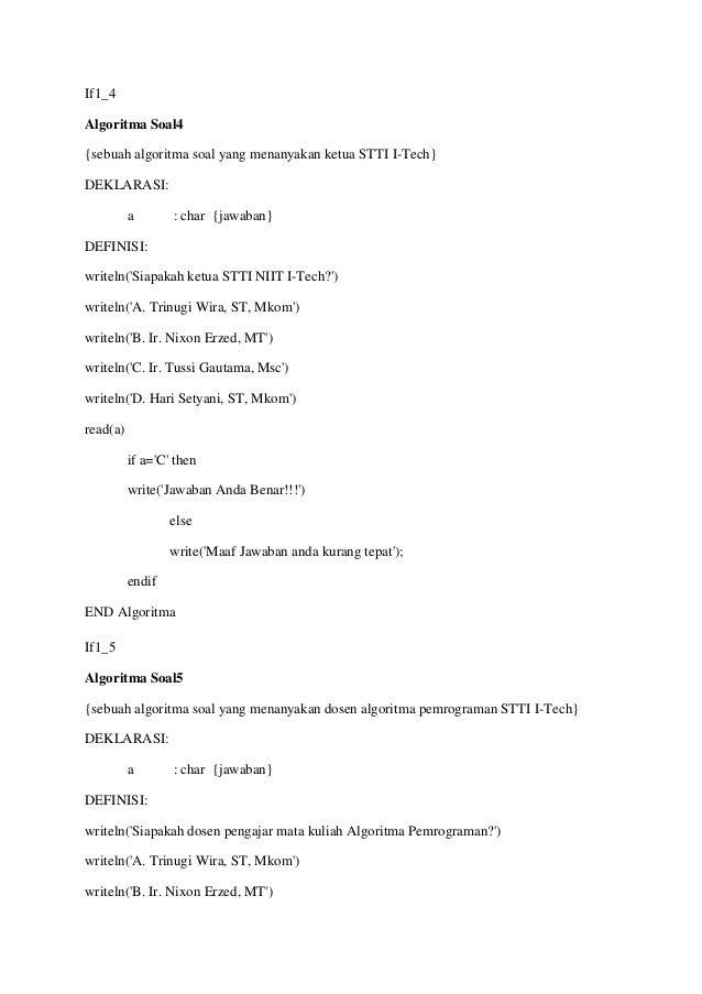jawaban niit Memilih jawaban yang menurut anda tepat dengan memilih pilihan jawaban jika ingin dikoreksi sistem akan mengkoreksi jawaban anda jika waktu anda habis niit india 2 burapha university thailand 3 huachiew chalermprakiet university thailand 4 universiti teknikal mara sdn bhd (unikl ) malaysia 5.